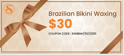 Gift Card Brazilian Wax